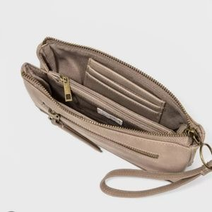 Women Large wallet on A  string Universal Thread